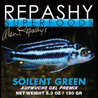 Repashy Superfoods Product Spotlight: Soilent Green (Aufwuchs replacement)